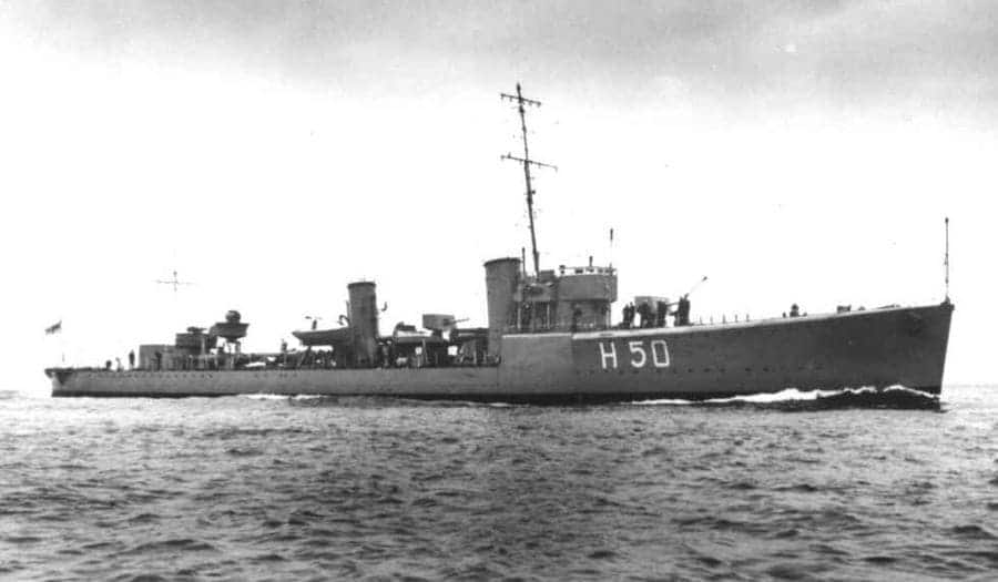 HMS Stronghold