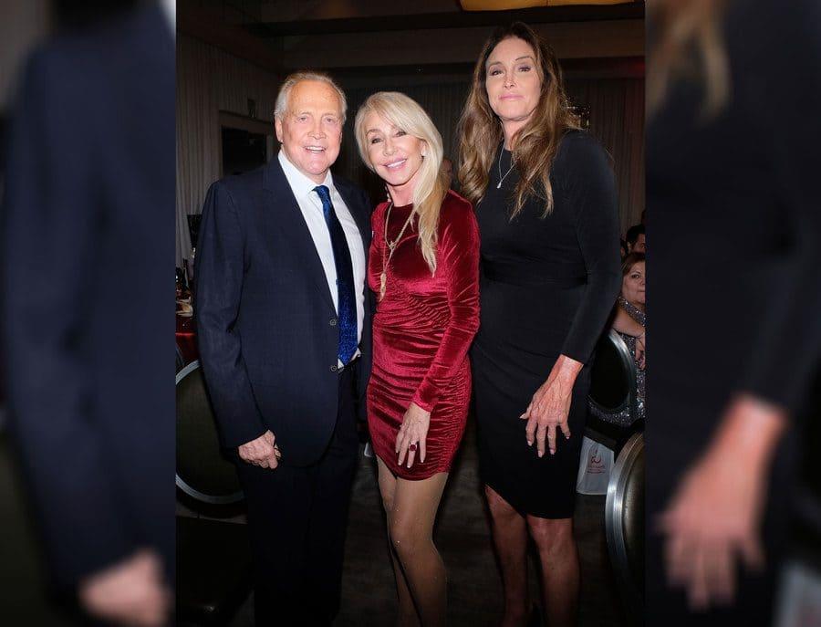Lee Majors, Caitlyn Jenner, Linda Thompson, Open Hearts Foundation 10th Anniversary, Inside, Los Angeles, the USA – February 15th, 2020