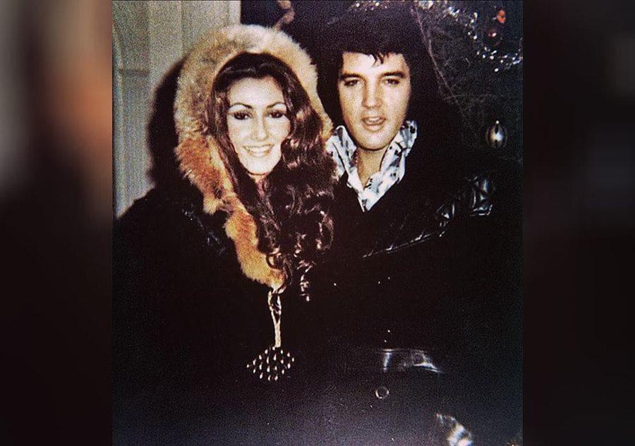 Elvis Presley with Linda Thompson, Christmas memories