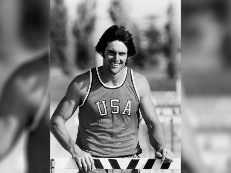 Bruce Jenner won the decathlon in the 1976 Summer Olympic Games