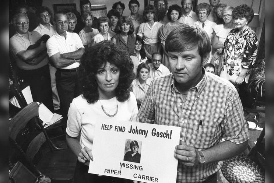 Johnny Gosch's parents