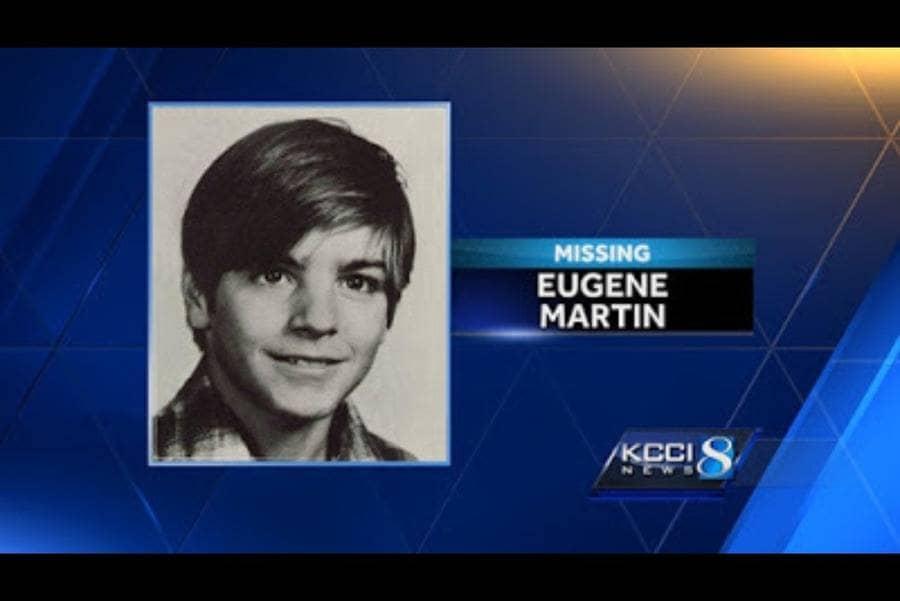 Eugene Martin TV Picture