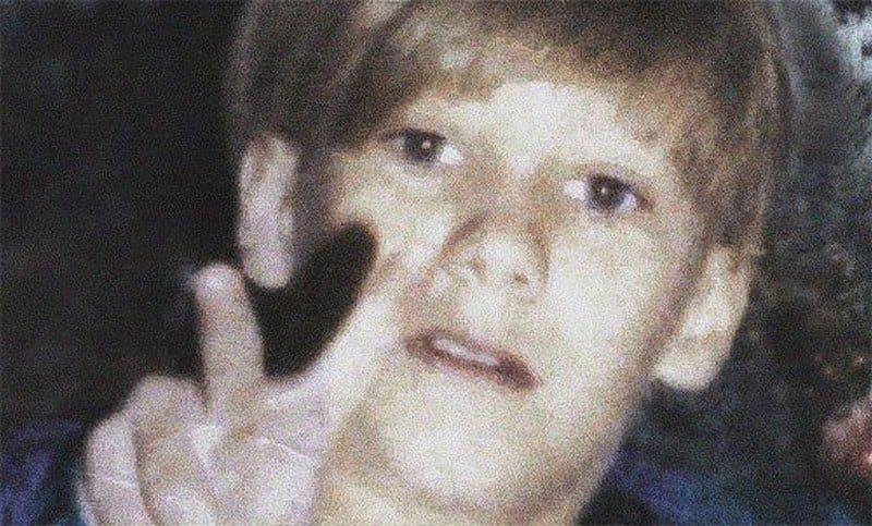 Nicholas as a young boy