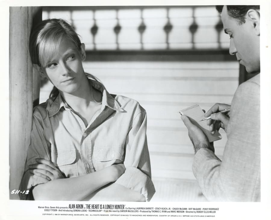 The Heart Is a Lonely Hunter publicity still