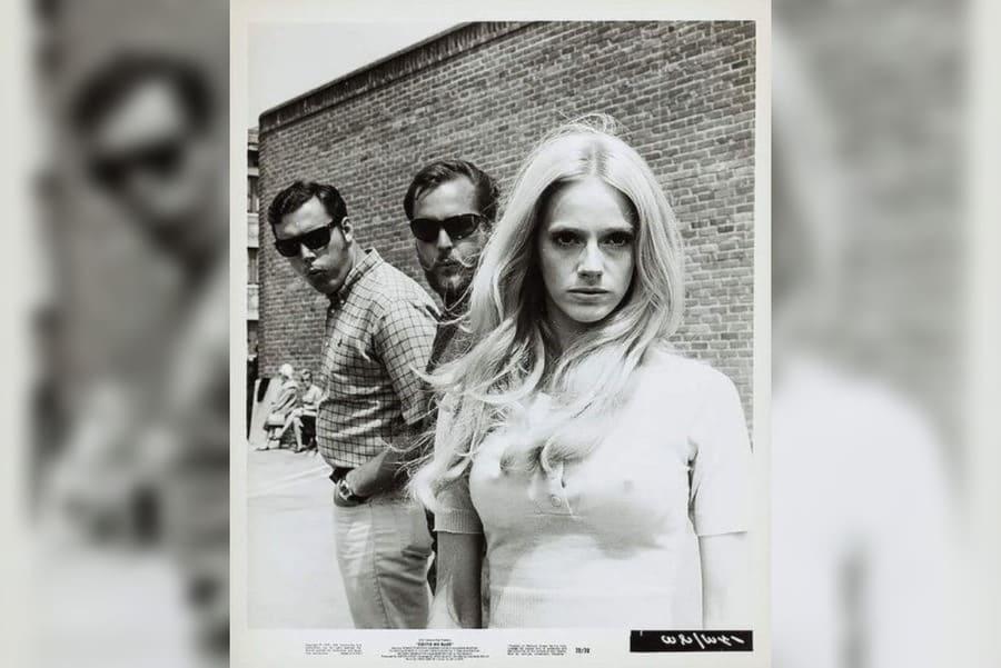 Sondra Locke in Cover Me Babe (1970)