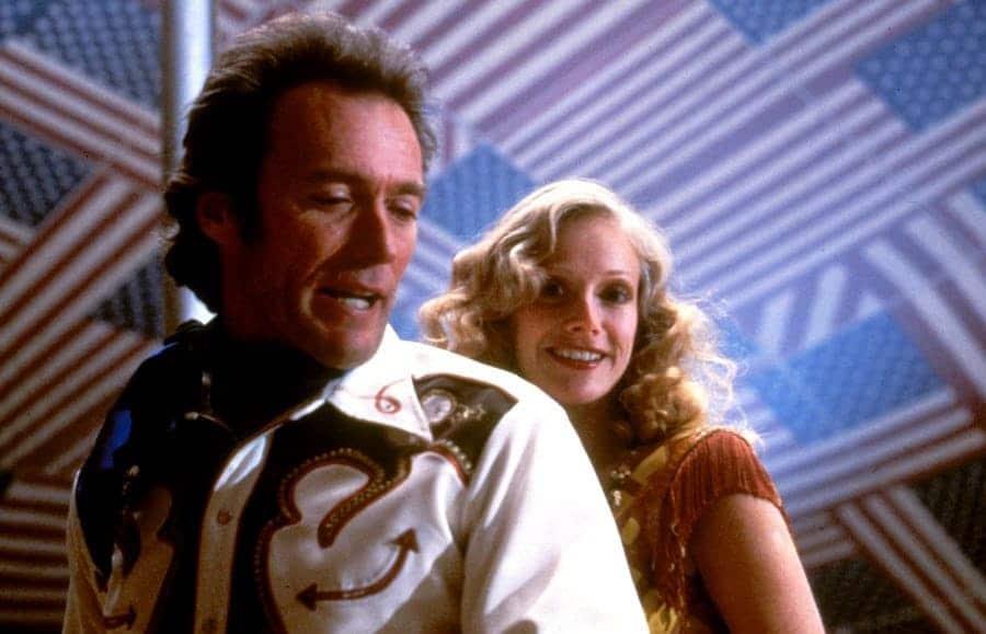 Bronco Billy, Clint Eastwood, Sondra Locke