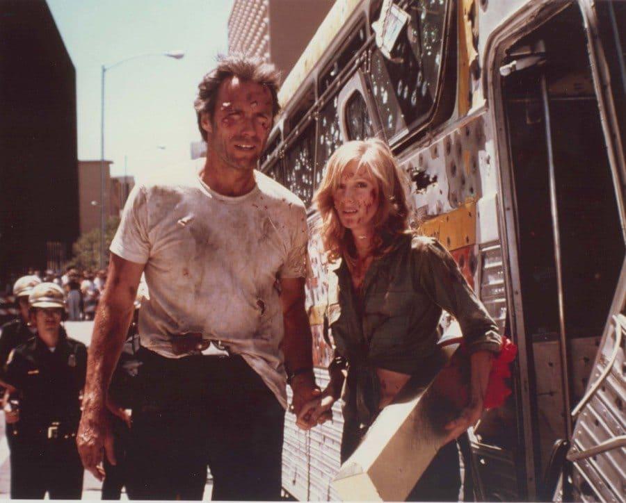 The Gauntlet, Clint Eastwood, Sondra Locke