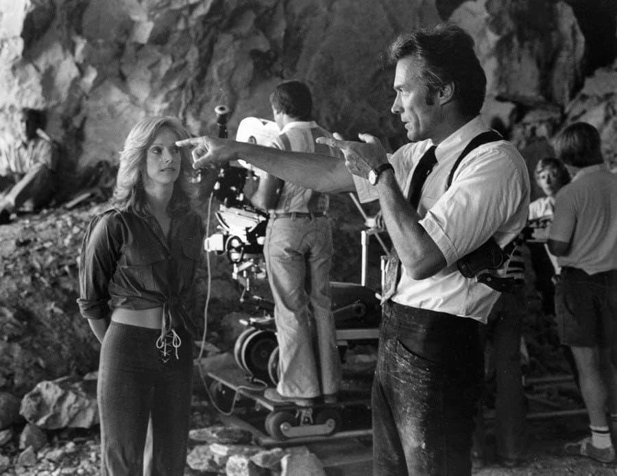 Sondra Locke, Clint Eastwood