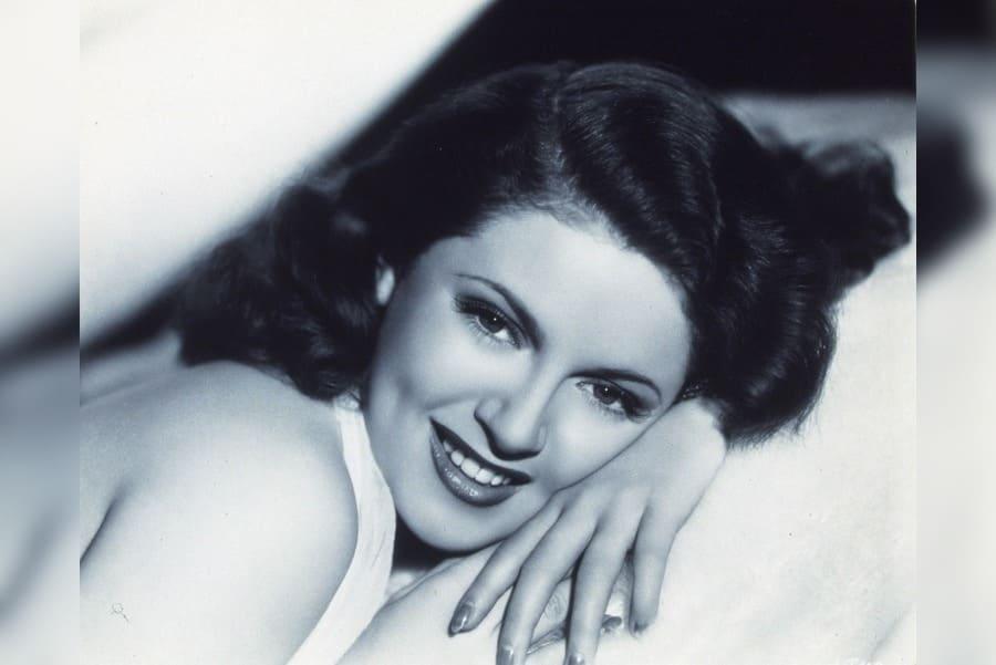 Film Stills of 1936, Lana Turner in 1936