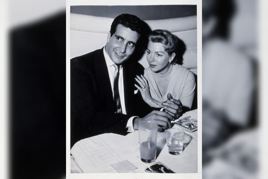 Film Stills of 1957, Johnny Stompanato, Lana Turner