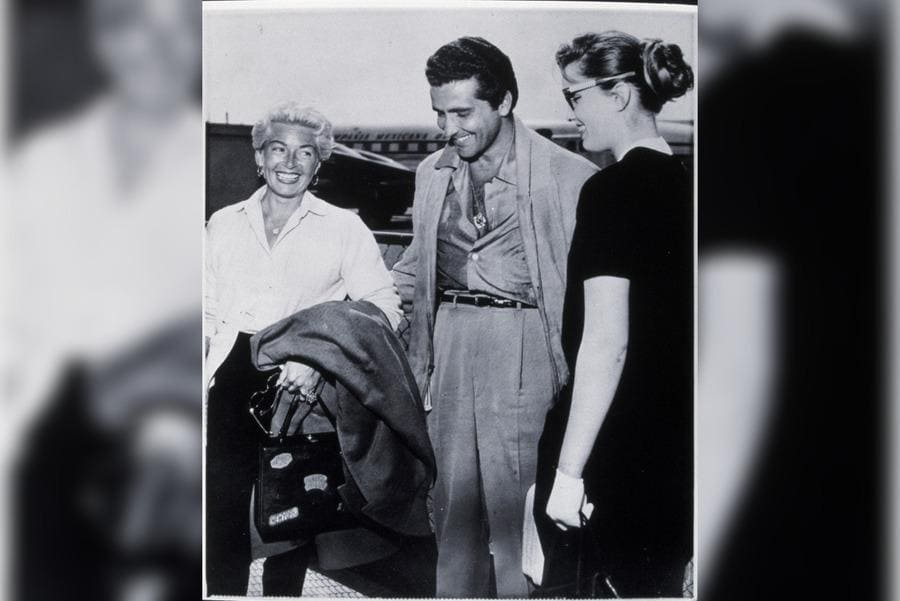 Film Stills of 1958, Cheryl Crane, Johnny Stompanato, Lana Turner