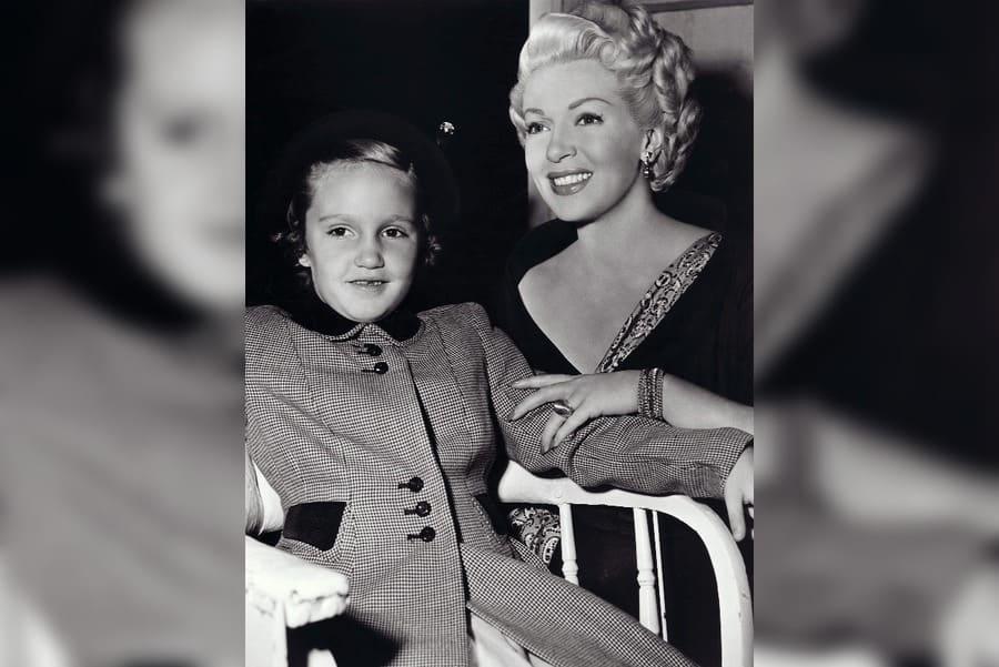 Lana Turner, Cheryl Crane