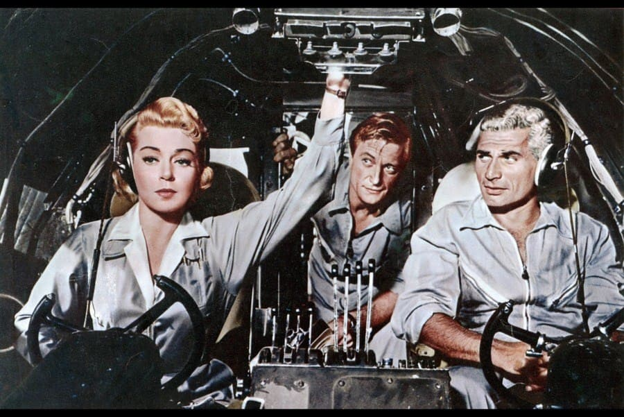 The Lady Takes A Flyer, Lana Turner, Jeff Chandler