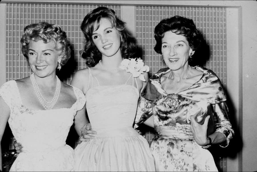 Cheryl Crane, Lana Turner, Mildred Turner