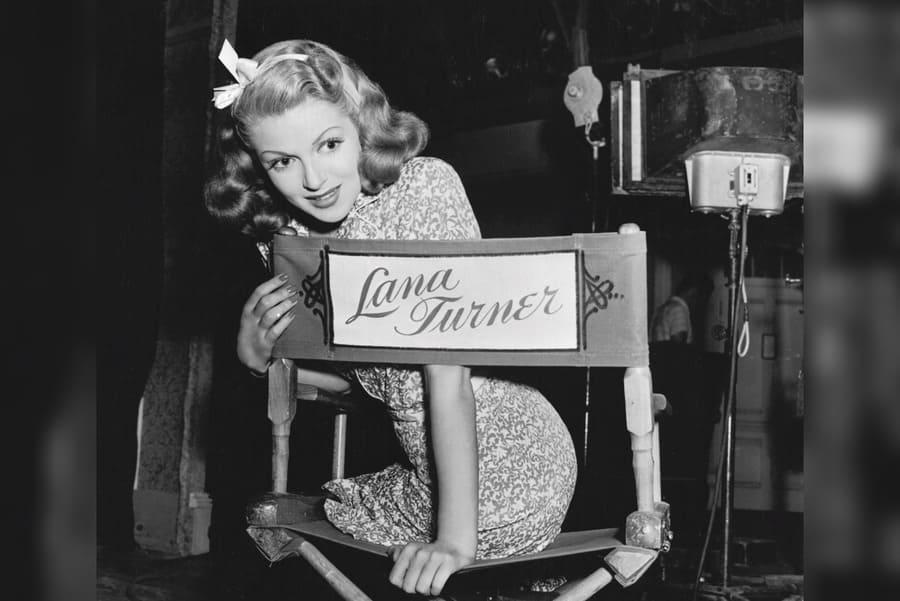 Lana Turner, Two Girls On Broadway - 1940