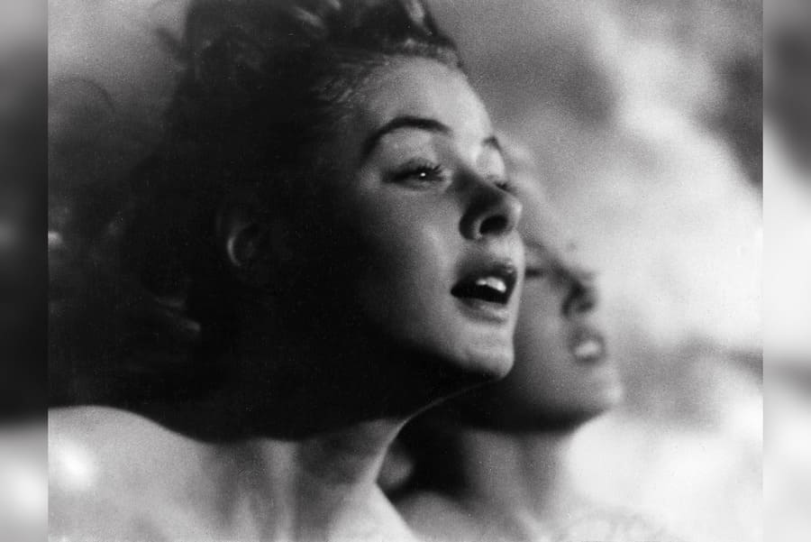 Ingrid Bergman, Lana Turner, Doctor Jekyll, and Mr. Hyde - 1941