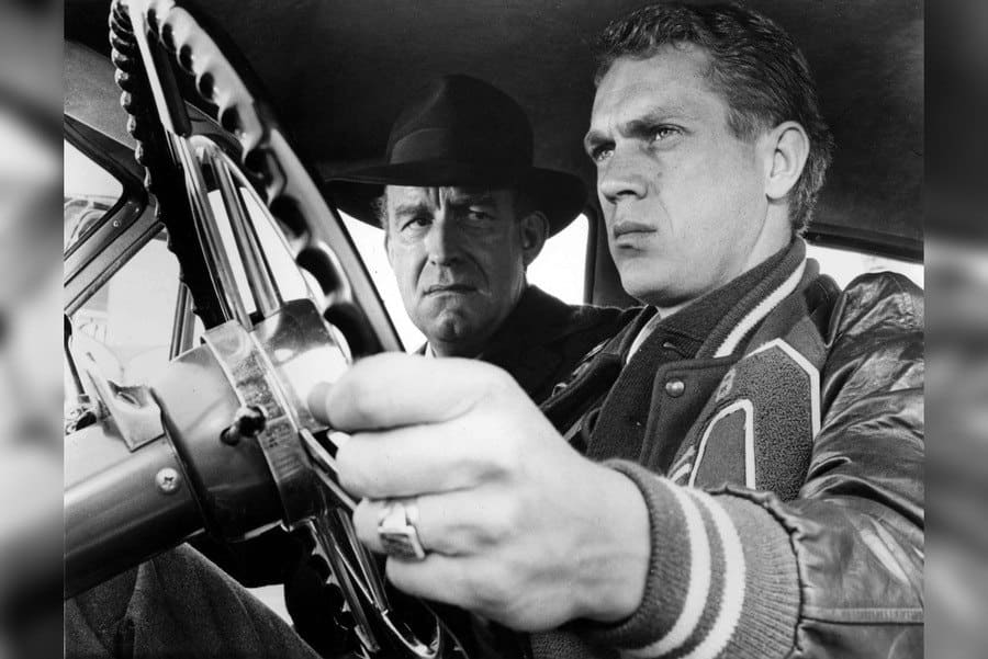 Crahan Denton, Steve McQueen, The Great St Louis Bank Robbery - 1959
