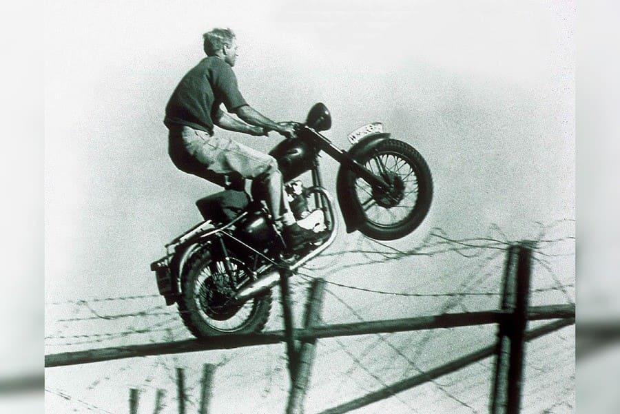The Great Escape, Steve Mcqueen