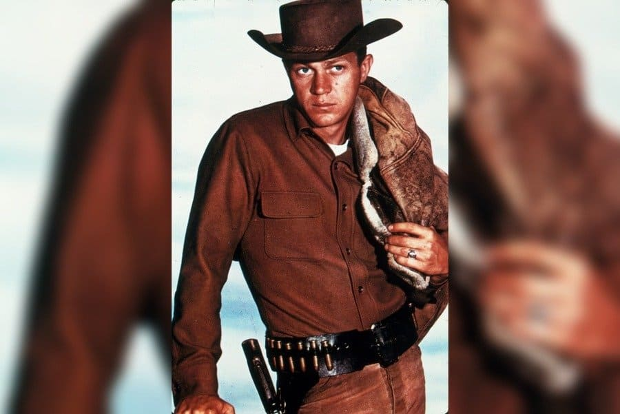 Steve Mcqueen, Film Stills of 'Wanted: Dead or Alive TV' With 1958