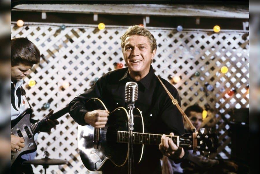 Baby The Rain Must Fall - 1964, Steve McQueen