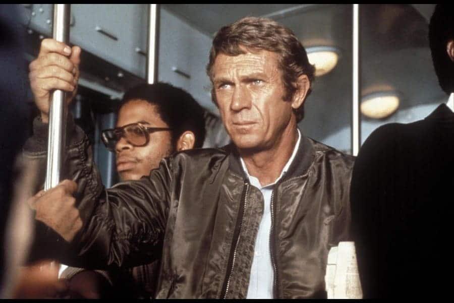 The Hunter - 1980. Steve McQueen