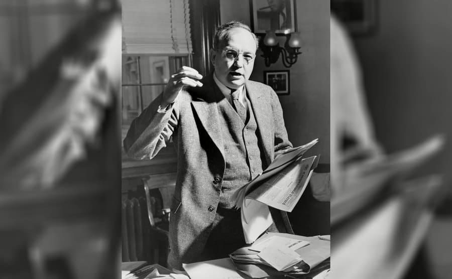 James Eastland, 1946.