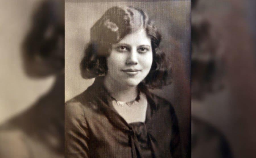 Mildred Dean, James Dean's mother