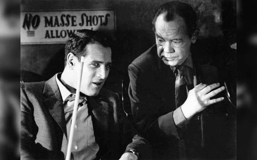 The Hustler – 1961, Paul Newman, Myron McCormick