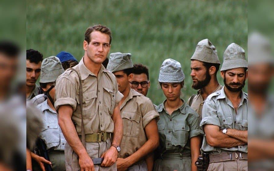 Exodus – 1960, Paul Newman