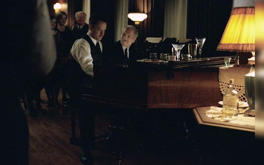 Road To Perdition, Tom Hanks, Paul Newman
