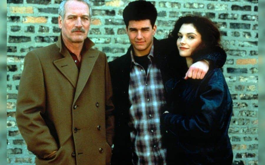 The Color Of Money, Paul Newman, Tom Cruise, Mary Elizabeth Mastrantonio