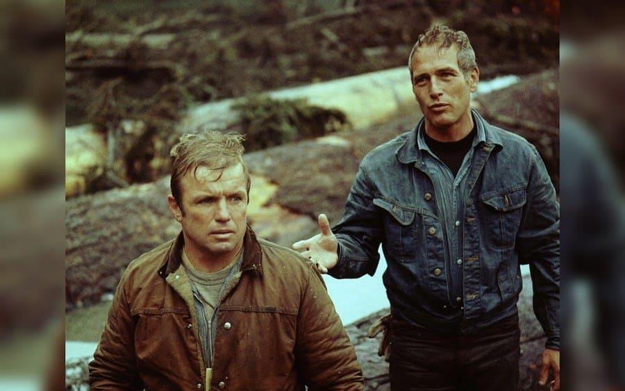 Sometimes A Great Notion – 1971, Richard Jaeckel, Paul Newman