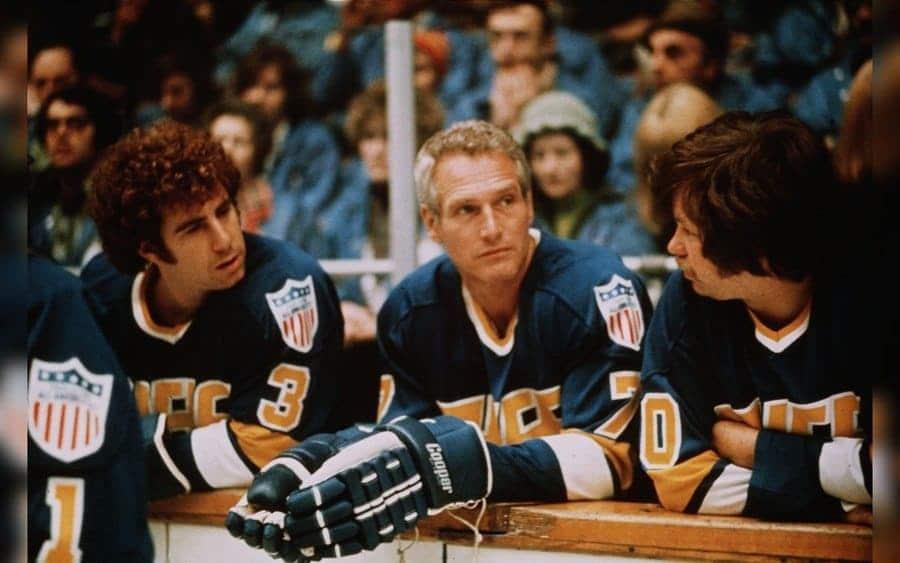 Slap Shot – 1977, Paul Newman