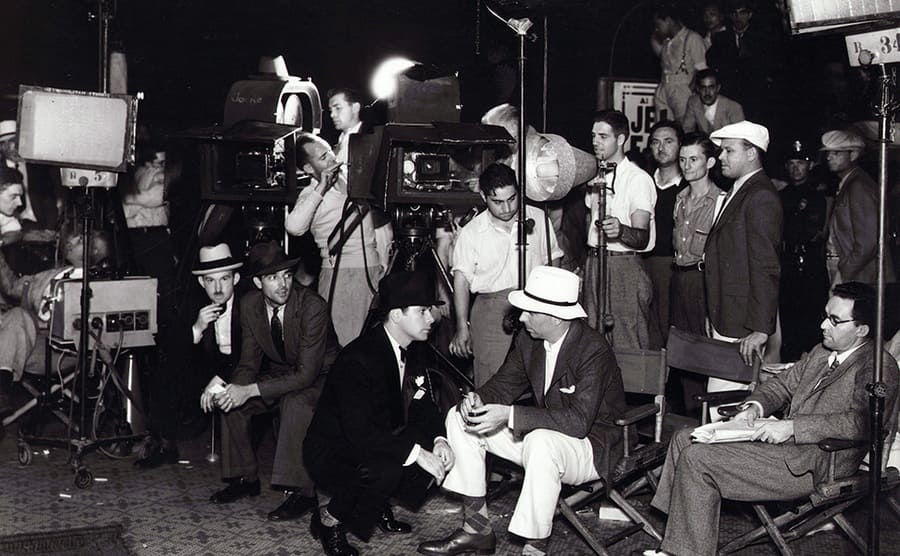 Howard Hawks and other behind the scenes of Scarface