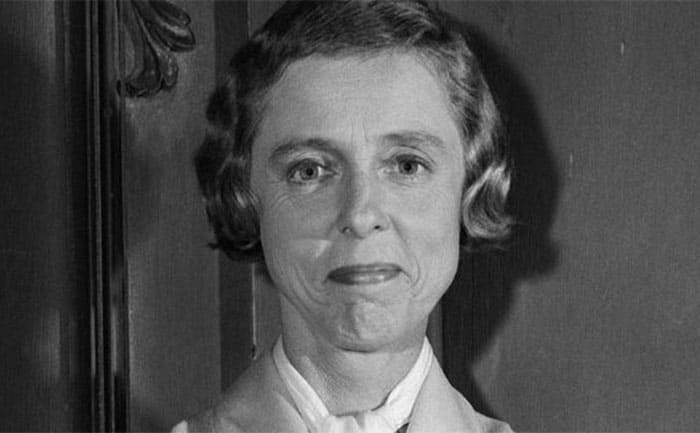 Nancy Kulp in The Beverly Hillbillies