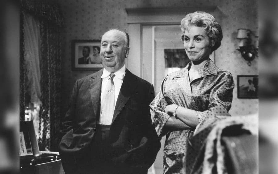 Psycho – 1960, Alfred Hitchcock, Janet Leigh