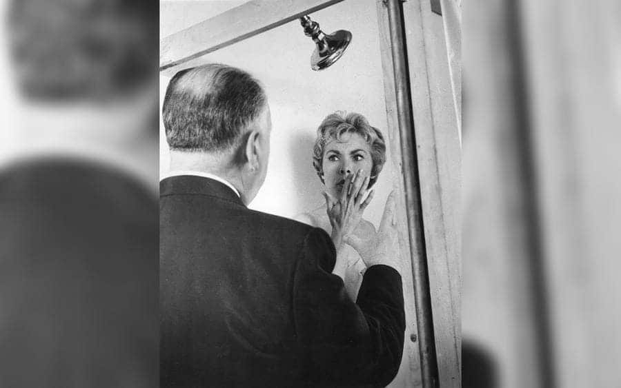 Psycho - 1960, Alfred Hitchcock, Janet Leigh