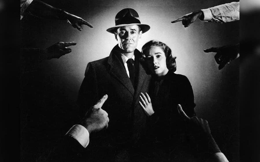 The Wrong Man - 1956, Henry Fonda, Vera Miles