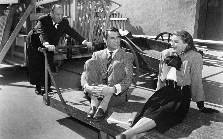 Film: Notorious, 1946.