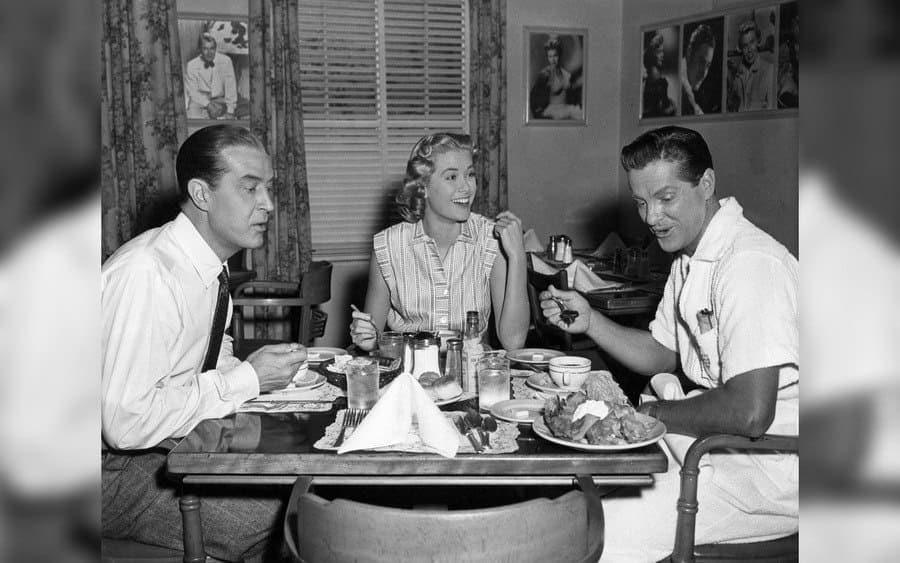 Dial M For Murder - 1954, Ray Milland, Grace Kelly, Robert Cummings