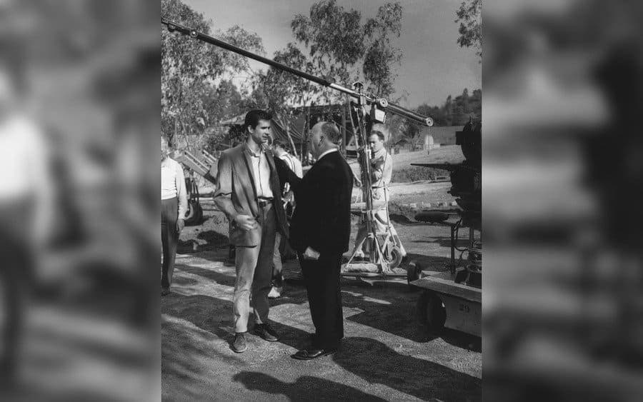 Psycho - 1960, Anthony Perkins, Alfred Hitchcock