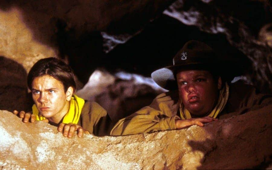 Indiana Jones And The Last Crusade, River Phoenix