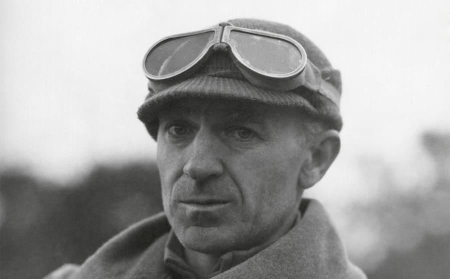 Ernie Pyle reporting from the Anzio Beachhead March 18th, 1944