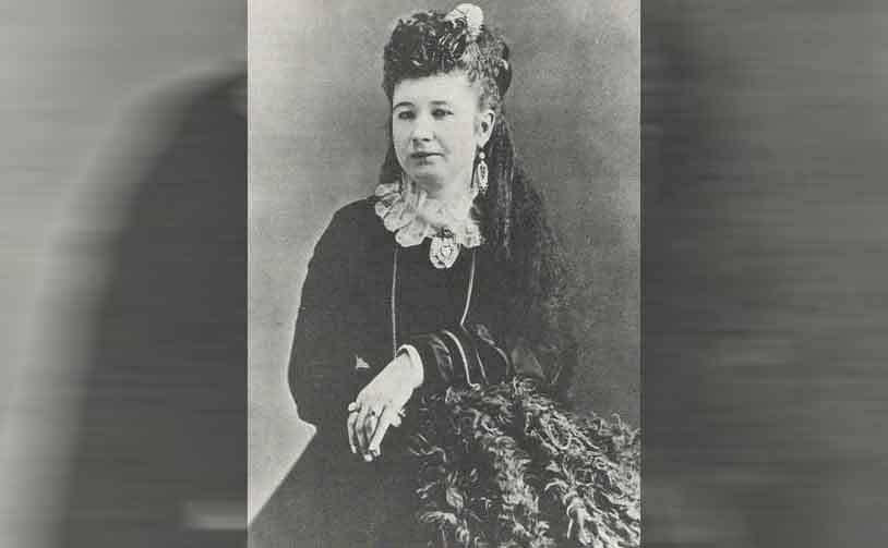 A portrait of Mary Katherine Horony