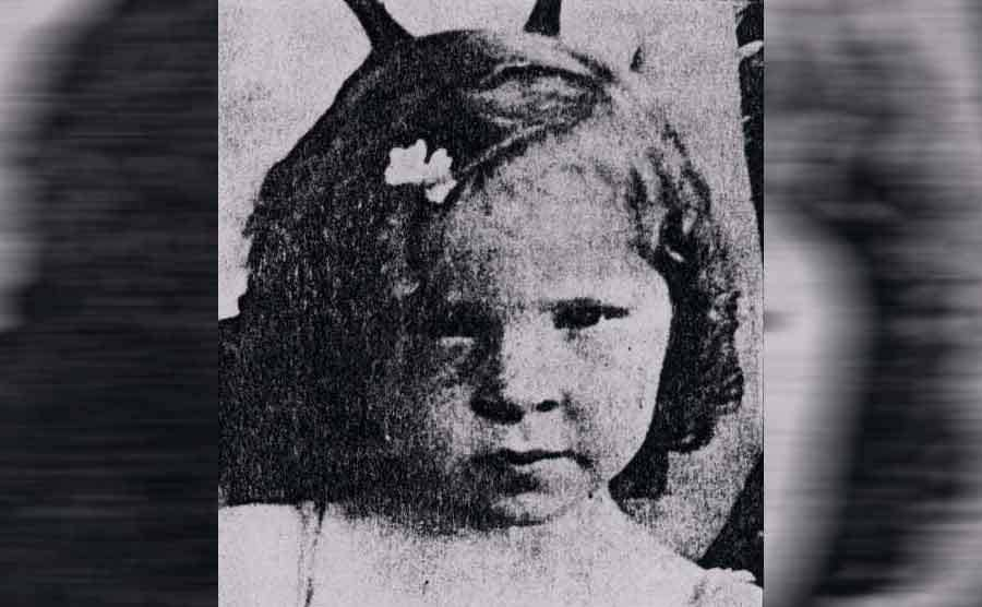 A photograph of Marjorie West