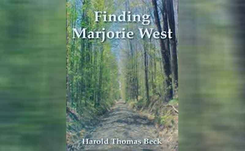 The cover of 'Finding Marjorie West'