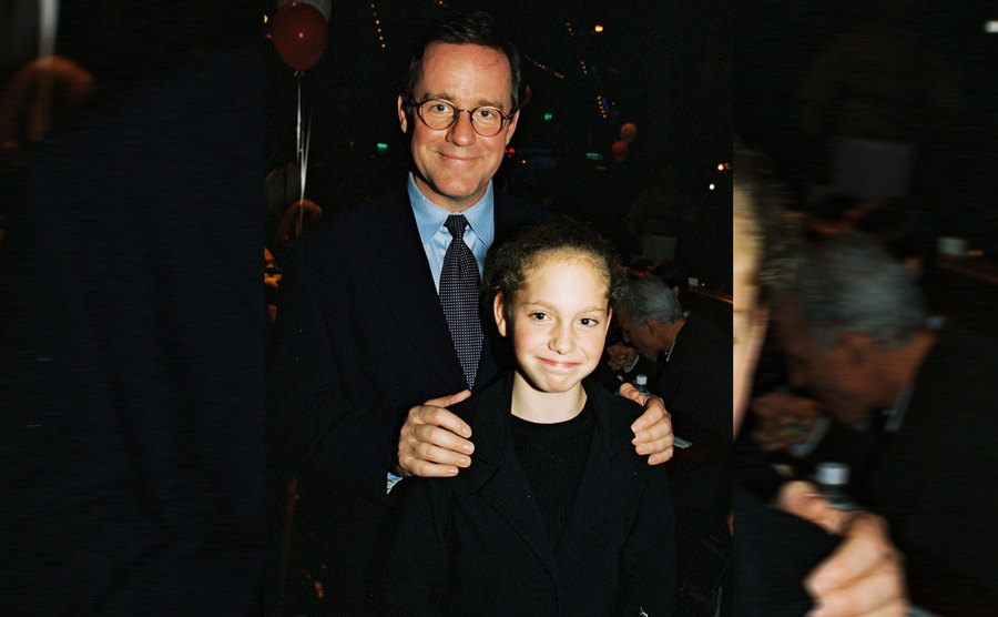 Phil and Birgen Hartman posing on the red carpet