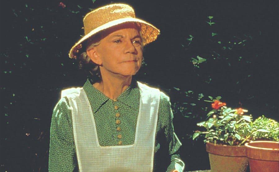 Ellen Corby as Grandma Esther Walton