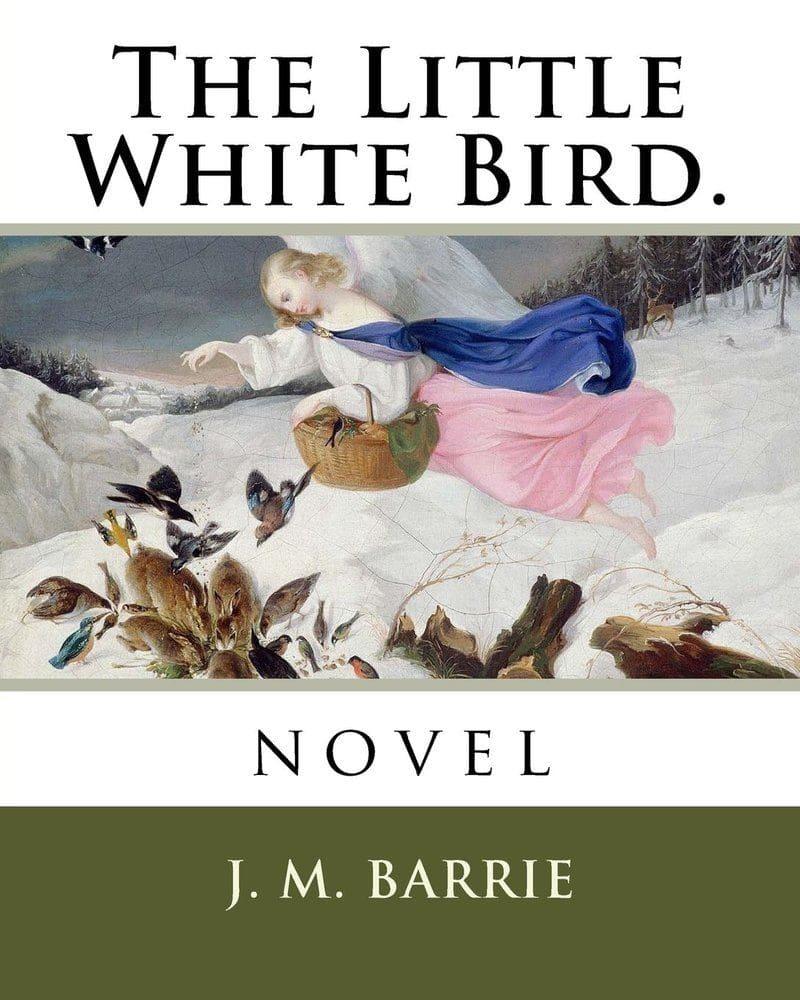 The Little White Bird Book Cover.
