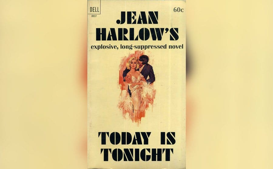 a copy of Harlow's book 'Today is Tonight.'